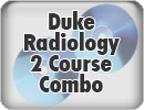 Duke Radiology 2 Course Combo