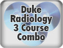 Duke Radiology 3 Course Combo