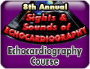 8th Annual Sights and Sounds of Echocardiography