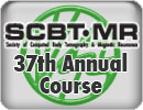 SCBT-MR 37th Annual Course (2014)
