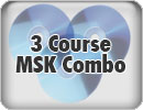 MSK Imaging 3 Course Combo