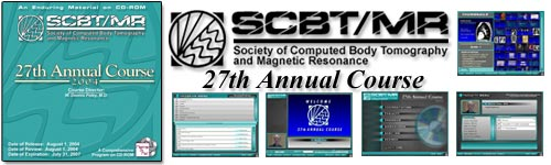 SCBT-MR 27th Annual Course (2004)