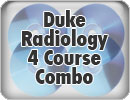 Duke Radiology 4 Course Combo