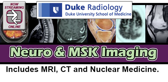 Duke Radiology Neuro & MSK Imaging