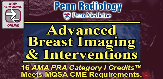 Penn Radiology Advanced Breast Imaging and Interventions